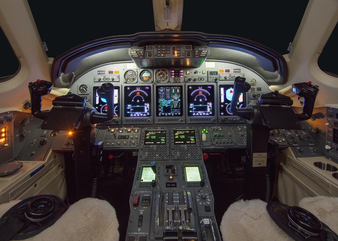 2002 Citation X Global Jet Management