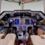hawker 850XP cockpit 1